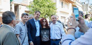 Κ. Μητσοτάκης: «Η ΝΔ διαμορφώνει μεγάλη κοινωνική πλειοψηφία»