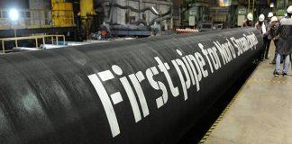 Έτοιμος κατά 34% ο ρωσικός αγωγός φυσικού αερίου Nord Stream-2