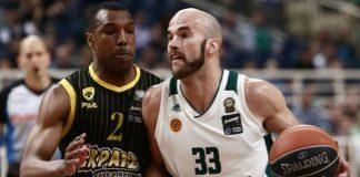 Ο Παναθηναϊκός προσγείωσε απότομα την ΑΕΚ στην ελληνική πραγματικότητα
