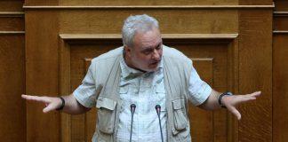Ψαριανός: «Αν ο Δανέλλης δεν ψηφίσει, πέφτει η κυβέρνηση - Καλό μου ακούγεται»