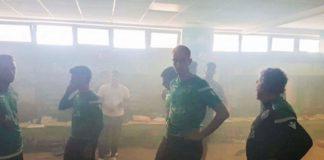 Χούλιγκαν «έσπασαν» στο ξύλο τους παίκτες της Σπόρτινγκ Λισσαβόνας!