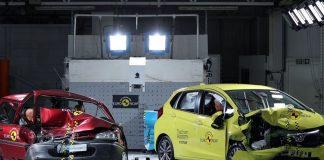 Πείραμα ανθεκτικότητας παλιών και νέων αυτοκινήτων