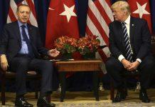 Αποχώρηση Ερντογάν την ώρα ομιλίας του Τραμπ (vd)