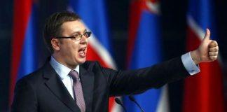 Ο Βούτσιτς δίνει χάρη στους φυλακισμένους διαδηλωτές