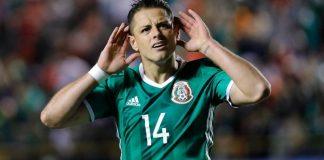 Φορτσάτο Μεξικό μια ανάσα από τους «16»