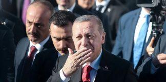 Απάντηση Ερντογάν στον Τραμπ η μετατροπή της Αγίας Σοφιάς σε τζαμί