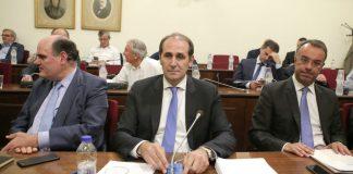 Βεσυρόπουλος: «Πρωθυπουργός των φόρων, των κατασχέσεων και των πλειστηριασμών»