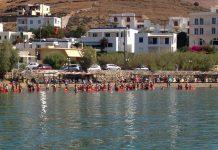3rd Syros Trimore Triathlon: Εντυπωσιακή κολυμβητική πρεμιέρα (vid+pics)