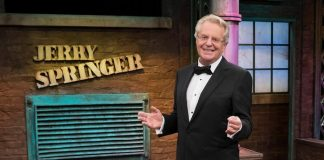 Τίτλοι τέλους για το «Jerry Springer Show» εκπομπή σύμβολο της trash TV