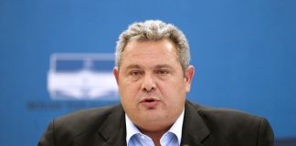 Καμμένος: «Παραιτούμαι αν περάσει η συμφωνία από την ΠΓΔΜ»