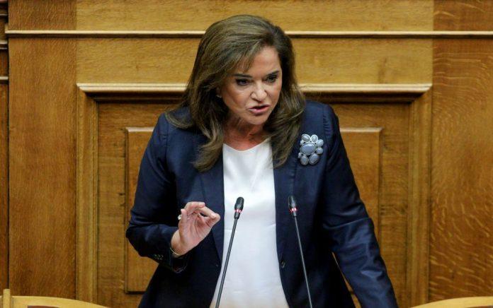 Μπακογιάννη: «Μεγάλος μύθος το ηθικό πλεονέκτημα του ΣΥΡΙΖΑ»