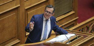 Νικολόπουλος: «Περιμένουν τη σύνταξη δύο και πλέον χρόνια!»