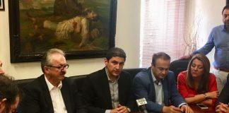Αυγενάκης: «Κακή συμφωνία στις Πρέσπες, πληγωμένοι πολίτες»