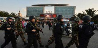 Έκρηξη στην πρεσβεία των ΗΠΑ στο Πεκίνο