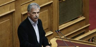 Δανέλλης: «Σύνθετη ονομασία ή σκέτο Μακεδονία το πραγματικό ερώτημα»