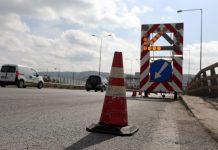 Θεσσαλονίκη: Εργασίες συντήρησης στην 27η Επαρχιακή Οδό