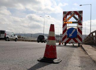 Εργασίες συντήρησης στη 2η Εθνική Οδό Θεσσαλονίκης-Καβάλας