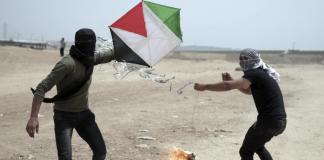 Ισραήλ: Μαραθώνιος για την αντιμετώπιση των «φονικών χαρταετών»