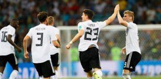 Στο τέλος κερδίζει η Γερμανία