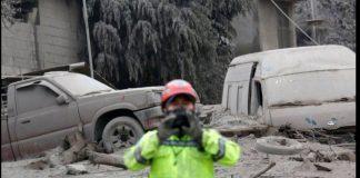 Γουατεμάλα: Στους 109 οι νεκροί από την έκρηξη του ηφαιστείου