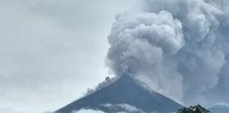 Γουατεμάλα: Στους 25 οι νεκροί από έκρηξη ηφαιστείου