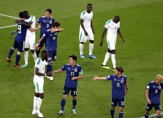 Μοιράστηκαν… λάθη και βαθμούς Ιαπωνία – Σενεγάλη (2-2)