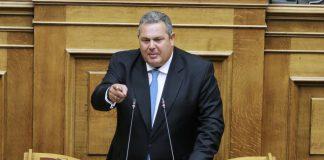Οι οργανώσεις των ΑΝΕΛ Κ. Μακεδονίας - Αν. Μακεδονίας-Θράκης στηρίζουν τον Καμμένο