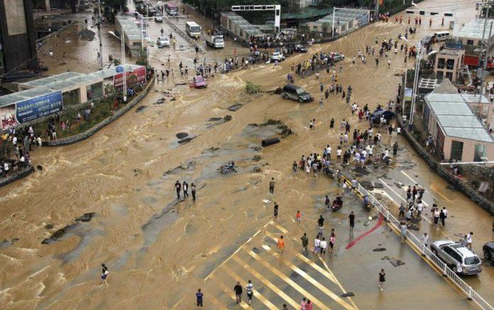 Λιγότεροι νεκροί και αγνοούμενοι από φυσικές καταστροφές πέρσι στη Κίνα