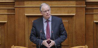 Κ. Τασούλας: «Εθνικά επιζήμια η συμφωνία Ελλάδας-Αλβανίας»