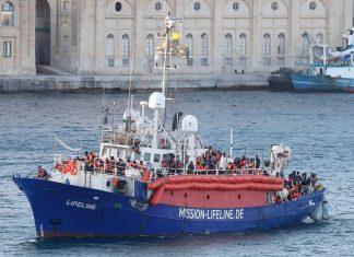 Η Μάλτα αποφάσισε να υποδεχθεί 44 μετανάστες, αφού η Ιταλία αρνήθηκε