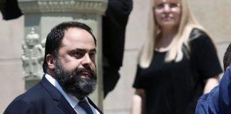 Στο ΣτΕ ο Βαγγέλης Μαρινάκης για το διαβατήριοπου του αφαιρέθηκε
