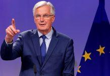 Μπαρνιέ: «Βασικό σενάριο το Brexit χωρίς συμφωνία»