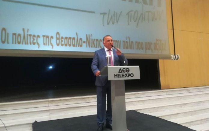 Υποψήφιος δήμαρχος Θεσσαλονίκης και με τη… βούλα ο Βασίλης Μωυσίδης