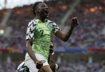 Γερά στο κόλπο της πρόκρισης η Νιγηρία, κέρδισε 2-0 την Ισλανδία (vd)