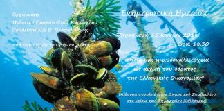 Καράογλου: Δίπλα στους αλιείς και τους μυδοκαλλιεργητές του Δήμου Δέλτα