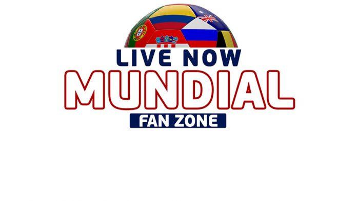 «Live Now Mundial – Fan Zone» για έναν ολόκληρο μήνα στη Nova