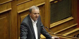 Παπαδόπουλος: «Πρέπει να φύγει από την κυβέρνηση ο Πάνος Καμμένος»