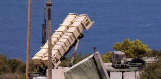 Το Ισραήλ εκτόξευσε πύραυλο κατά αεροπλάνου από τη Συρία