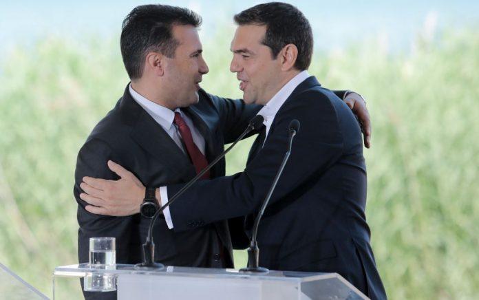 Αλβανός πρόεδρος: «Ιστορική η συμφωνία για το ονοματολογικό»