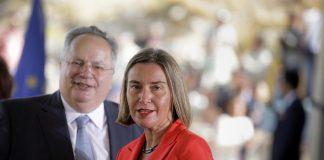 Μογκερίνι: «Τα κράτη της ΕΕ να αναλάβουν περισσότερες υποχρεώσεις»