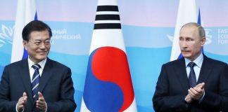 Υπέρ της εξομάλυνσης της κατάστασης στην Κορέα δήλωσε ο Πούτιν