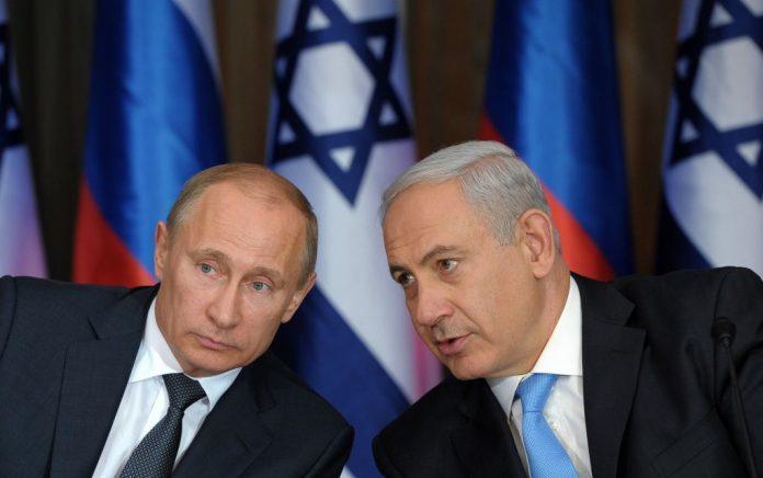 Επικοινωνία Νετανιάχου-Πούτιν για τη κατάσταση στα σύνορα με τη Συρία