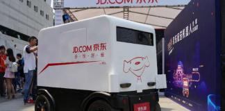 Delivery με ρομπότ: Η νέα τάση στο Πεκίνο (vd)