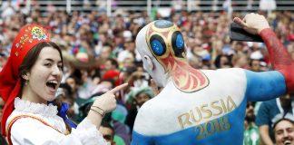 Μουντιάλ 2018: Επτά ρωσικά γήπεδα θα μεταβιβαστούν στις περιφέρειες