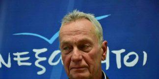Π. Σγουρίδης: «Η κυβέρνηση δεν πρόκειται να πέσει»