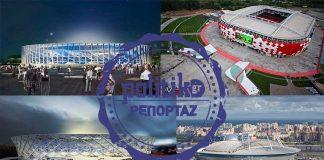 Τα 12 «στολίδια» του Μουντιάλ της Ρωσίας