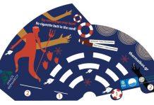 Μοιράζει χάρτινα τασάκια ο Δήμος Θερμαϊκού