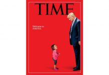 Το κοριτσάκι από την Ονδούρα στο εξώφυλλο του Time δε χωρίστηκε από τη μητέρα του