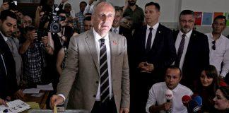 Τουρκία-εκλογές: Ψήφισαν Ιντζέ, Γιλντιρίμ, Κιλιτσντάρογλου
