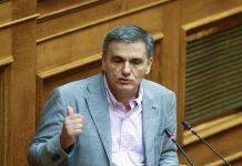 """Τσακαλώτος: «Δεν επηρεάζει η Τουρκία την """"καθαρή"""" έξοδο»"""